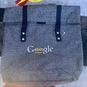 Brand New Google BackPack! From Pittsburgh campus